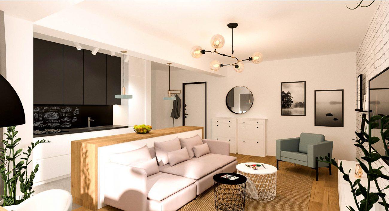 Design apartament Atria