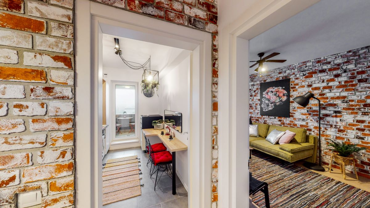 elemente de decor interior in stil urban