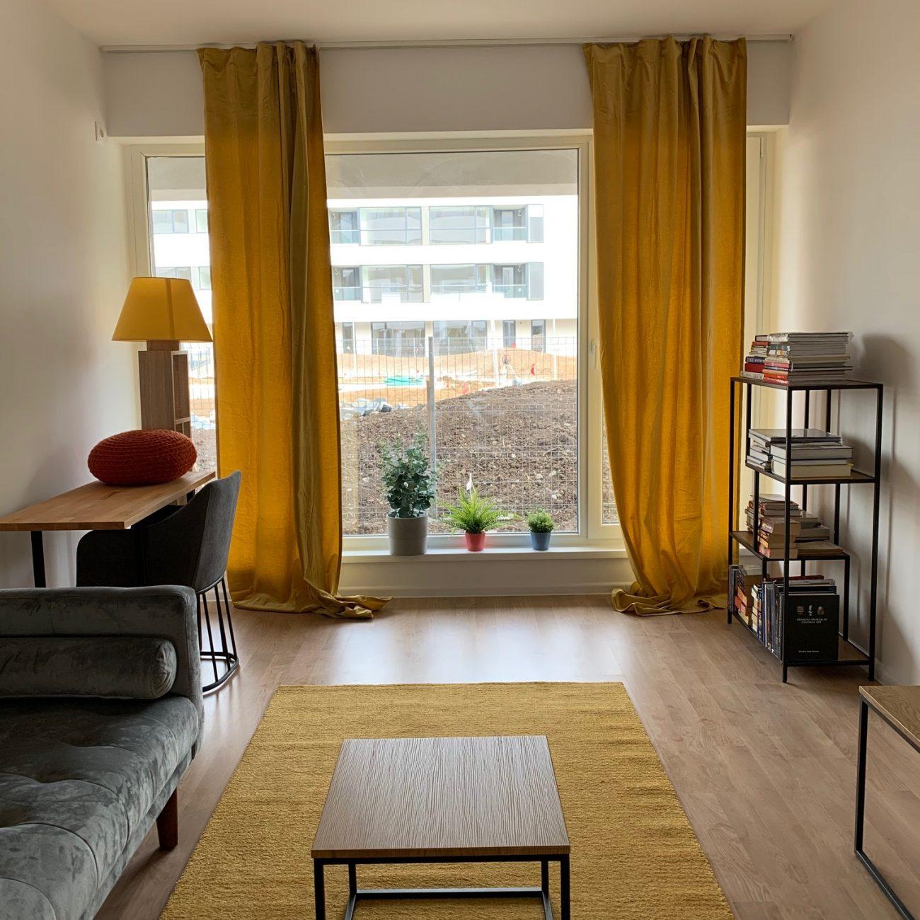 Apartament cu 2 camere finisat la cheie Sector 1