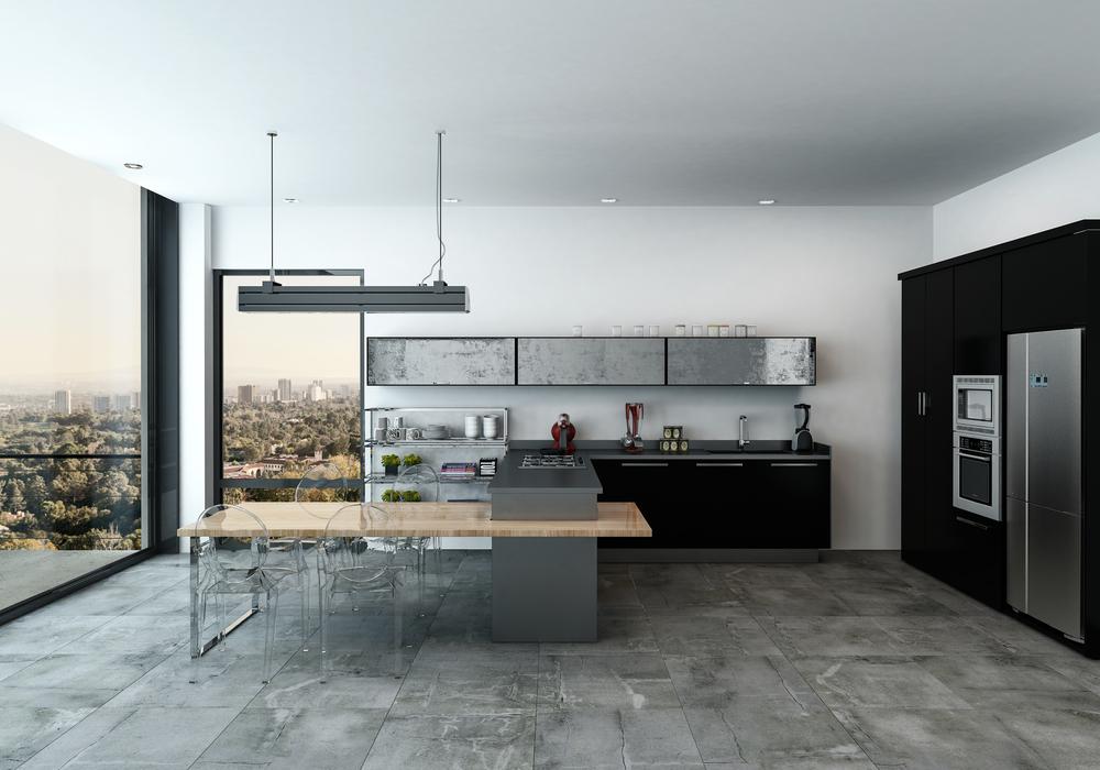 Bucătărie stil modern