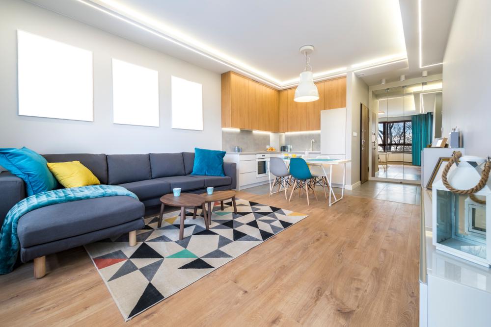 Amenajare bucătărie open space