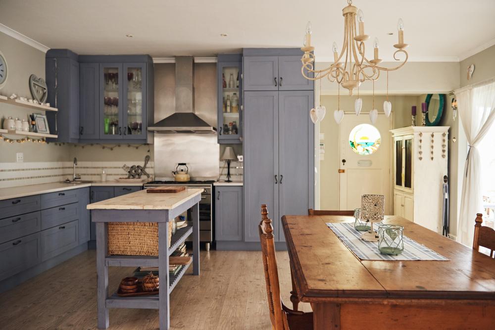 Bucătărie stil clasic