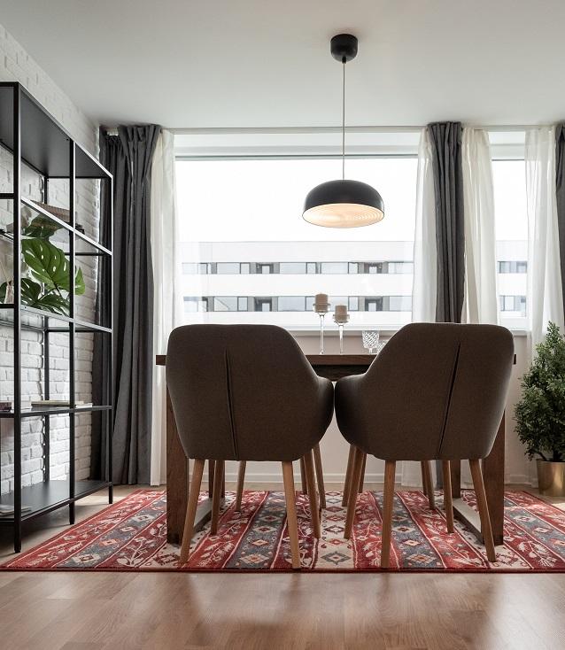 amenajare apartament model 3 camere Atria
