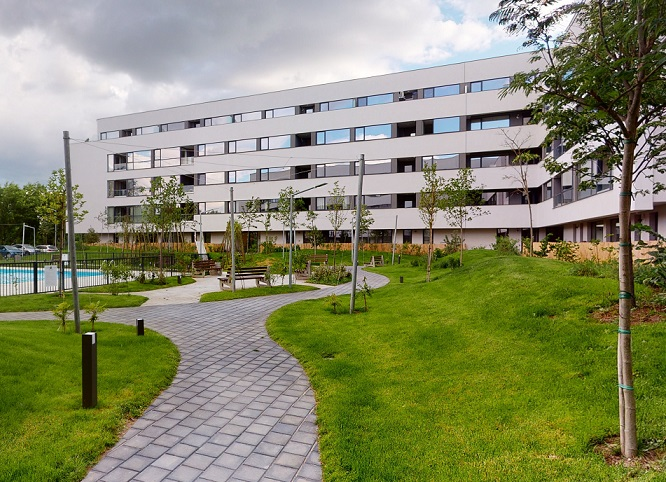Complex rezidential Bucurestii Noi