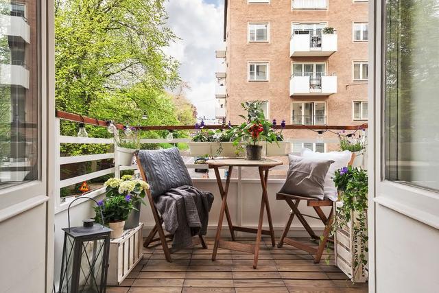 Sfaturi pentru amenajarea balconului