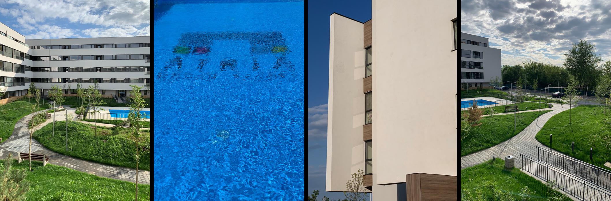 Atria Urban Resort Ansamblu Rezidential Bucuresti