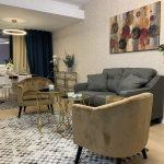 amenajare apartament model 3D1 Atria Urban Resort