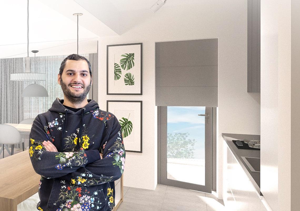 Omid Ghannadi, Arhitect, Designer