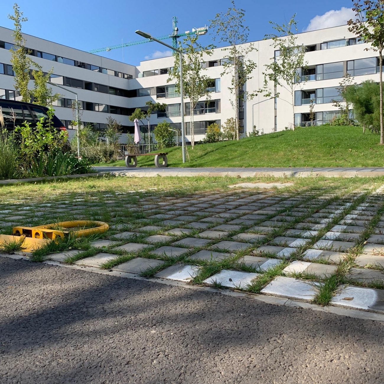 loc parcare atria urban resort