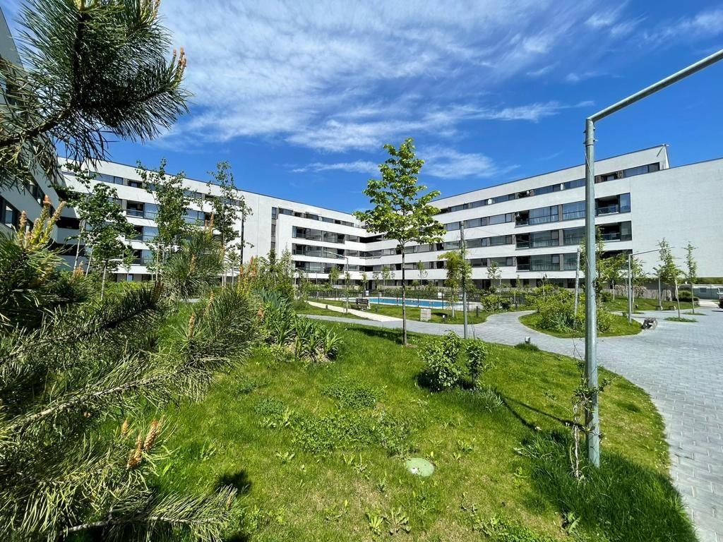 Complex rezidential sustenabil