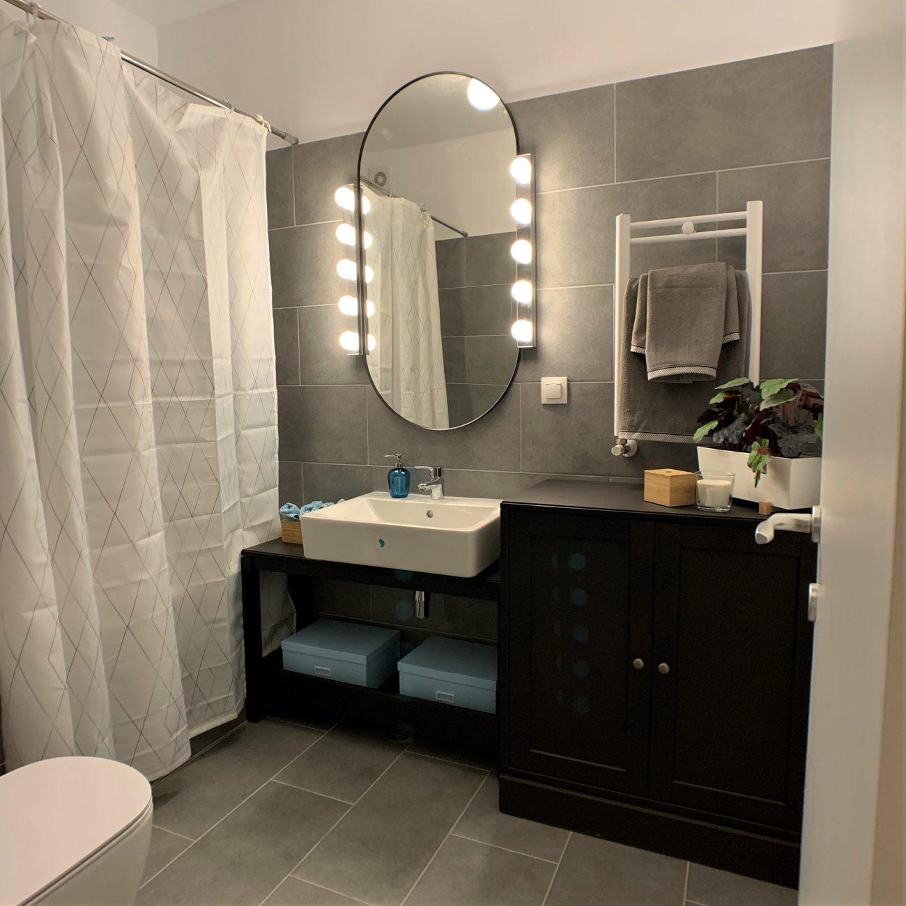 amenajarea noului model de apartament Atria Urban Resort