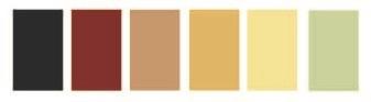 paleta de culori amenajare interioara