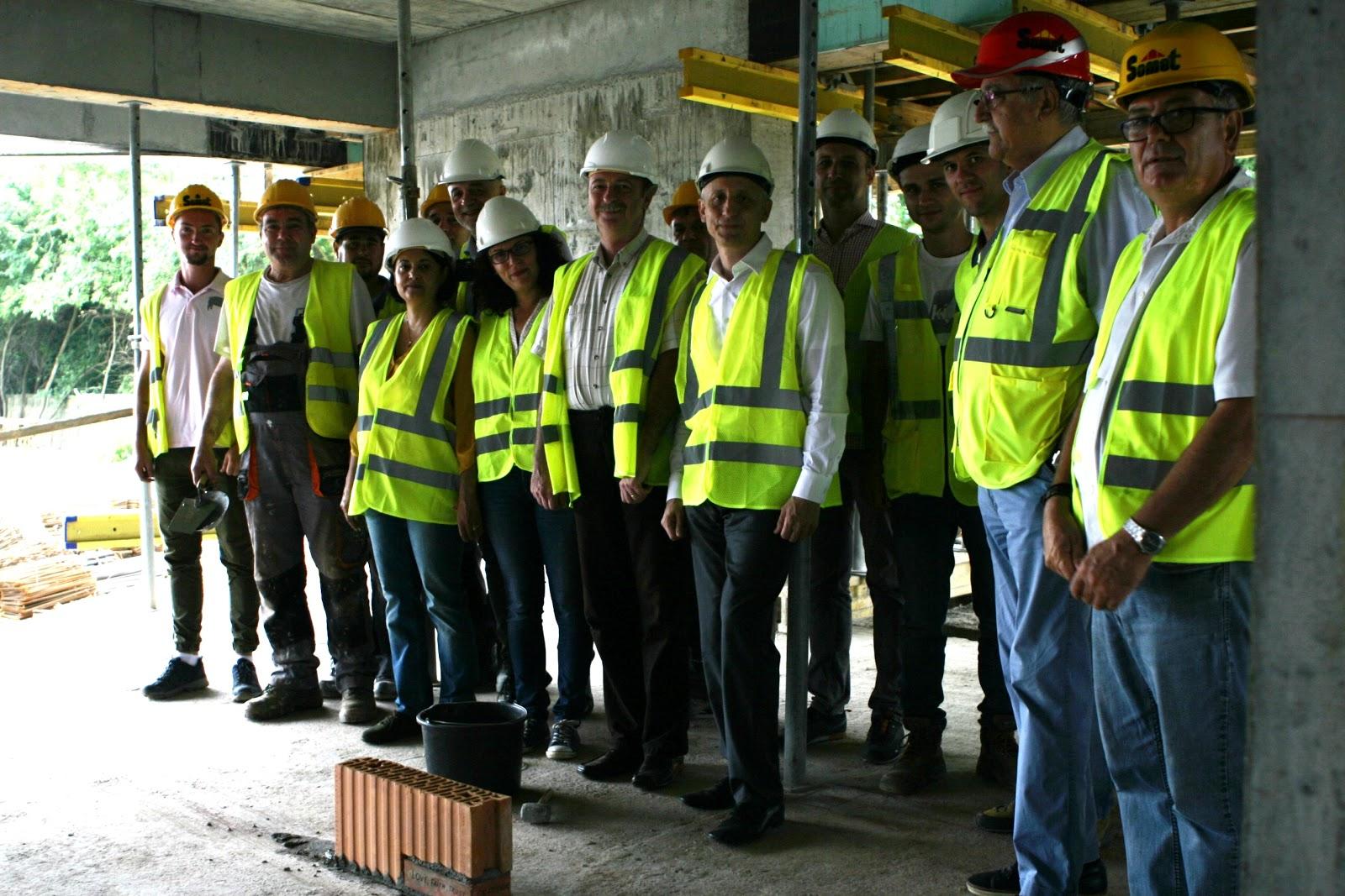 Echipă constructori-dezvoltator Atria Urban Resort