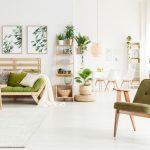 Amenajarea livingului: în ce stil să decorezi și cum să alegi mobilierul